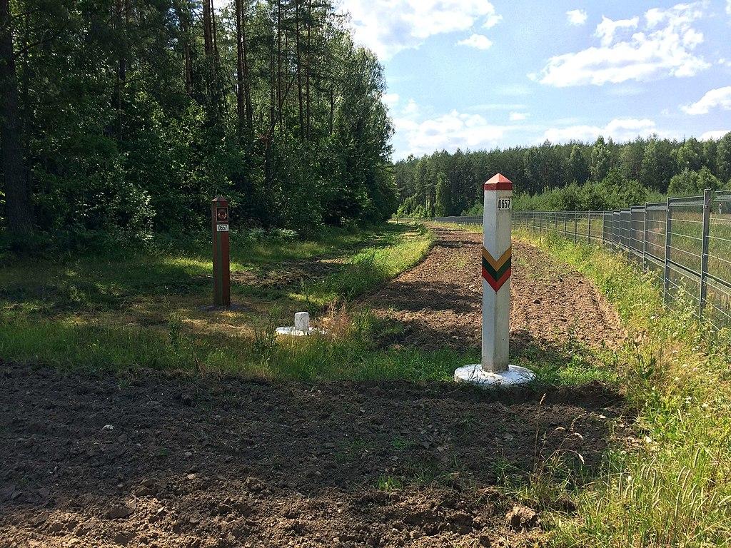 Lietuvos - Baltarusijos siena